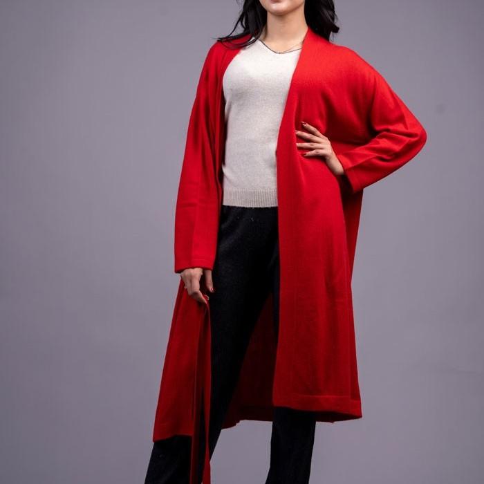 100% Cashmere Ladies Gown