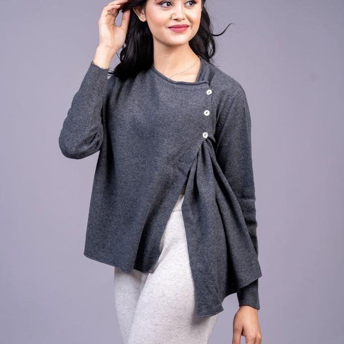 100% Pure Cashmere Nepali Cholo